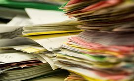 Purge the Financial Paperwork: What to Keep or Trash for Taxes