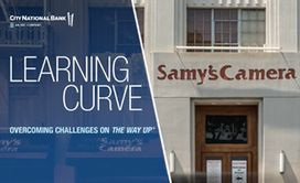 Learning Curve: Samy's Camera