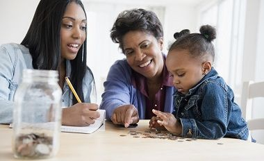 Women Are Power Brokers in Household Financial Management