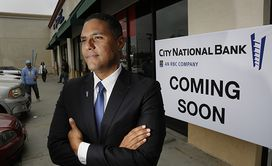 City National Opening in Historic Crenshaw District