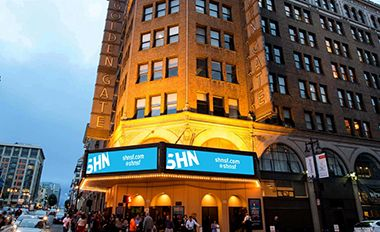 City National Sponsors San Francisco Theater