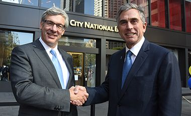 City National's Successful Merger with RBC