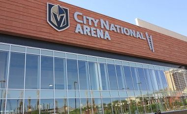 City National Arena Opens in Las Vegas