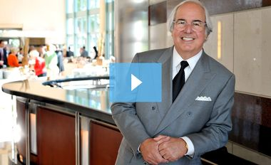 "Frank Abagnale Shares the Story Behind ""Catch Me If You Can"""