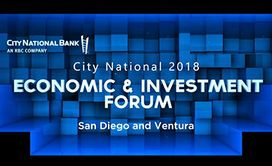 Recap of our San Diego and Ventura Economic Forums