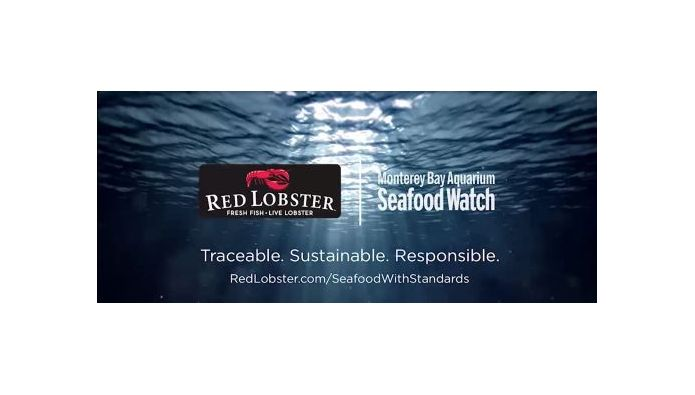 Red Lobster® Announces Partnership with the Monterey Bay Aquarium Seafood Watch® Program