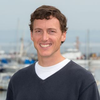 Josh Madeira, Monterey Bay Aquarium's Senior Manager of Ocean Conservation Policy