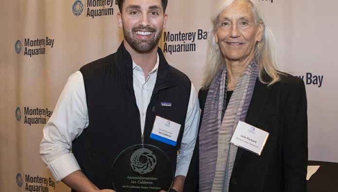 Monterey Bay Aquarium Recognizes Four Legislators as 2019 California Ocean Champions