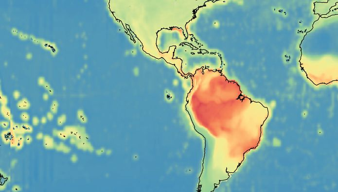 New Global Biodiversity Study Provides Unified Map of Life on Land and in the Ocean