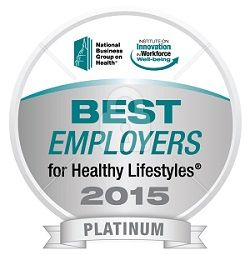 The Hartford Named A Best Employer For Healthy Lifestyles®