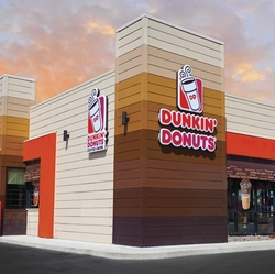 DUNKIN' DONUTS ANNOUNCES PLANS FOR FOUR NEW RESTAURANTS IN CLARKSVILLE, TENNESSEE WITH FRANCHISEES RAY AND ZAK OMAR AND MEGAN KARIM