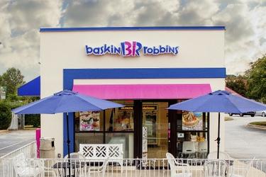 Baskin-Robbins Store Front