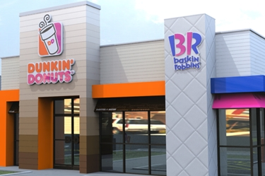 DUNKIN' DONUTS ANNOUNCES PLANS FOR SIX NEW RESTAURANTS, INCLUDING TWO MULTI-BRAND LOCATIONS WITH BASKIN-ROBBINS, IN THE ATLANTA AND MACON AREAS