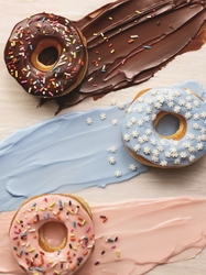 Artificial Dyes_Snow Flurries Donuts 002
