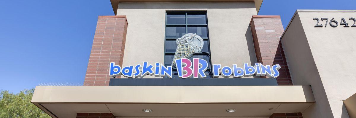 Baskin-Robbins Franchising banner