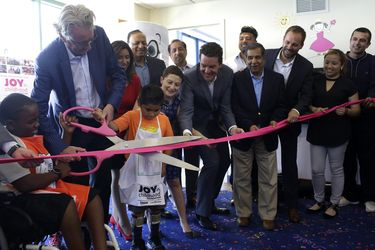 The Joy in Childhood Foundation® Announces Plans to Create 10 Starlight Sites in Children's Hospitals Nationwide