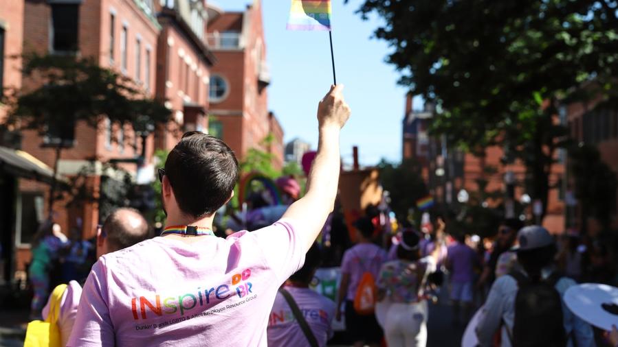 Dunkin' Brands Pride