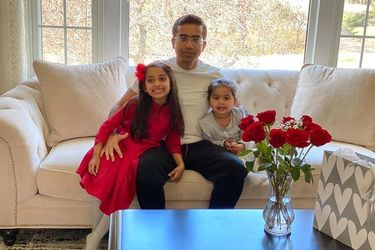 Meet Gagan, VP of IT Store Systems, and a Working Dad