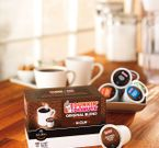 DUNKIN' DONUTS K-CUP® PODS NOW AVAILABLE IN RETAIL OUTLETS NATIONWIDE