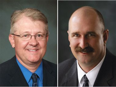 Bank recognizes top 20 volunteers, including Harlan McLain and Daniel Radtke of La Crosse