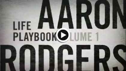 Aaron Rodgers Life Playbook: Heroes