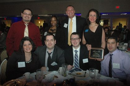 Associated honored for supporting Hispanic community