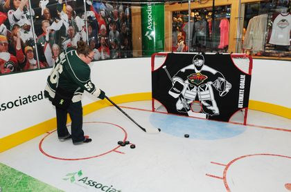 Associated Bank and Minnesota Wild announce partnership