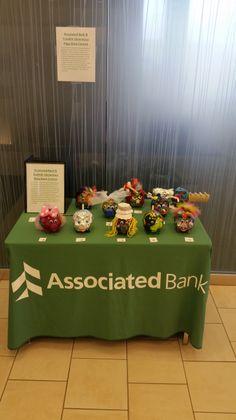Associated Bank's Bret J. Kuether volunteers to help teach financial literacy to children