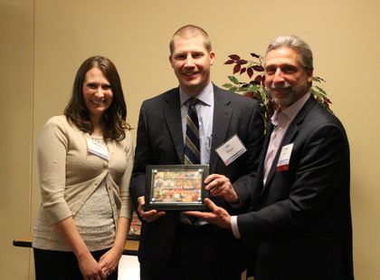 Associated Bank awarded Easter Seals of Southeast Wisconsin's Corporate Donor of the Year