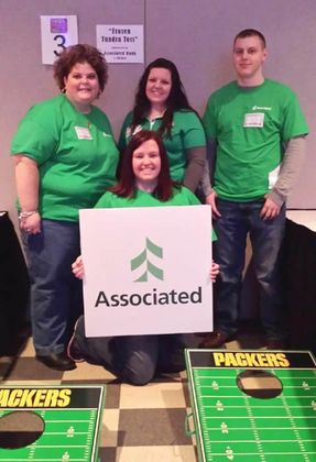 Young Professionals Association Green Bay volunteers raise money for Children's Hospital of Wisconsin