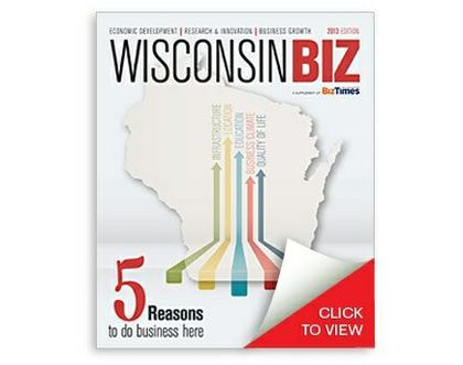 Associated Bank's Oliver Buechse promotes 'Building a Strong Wisconsin Together' in WisconsinBiz