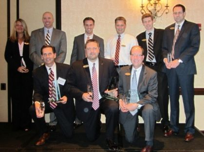 Associated announces recipients of the 2011 Commercial Banking Circle of Excellence Awards