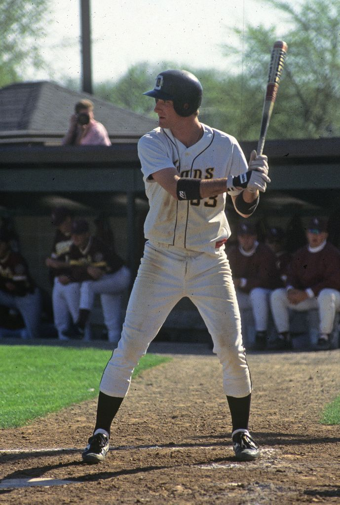 Tim Jorgensen inducted into College Baseball Hall of Fame