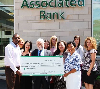 Associated Bank directs portion of Milwaukee Business Journal HR Award proceeds to local not-for-profit
