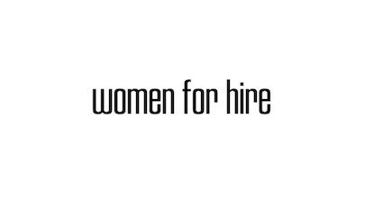 Women for Hire