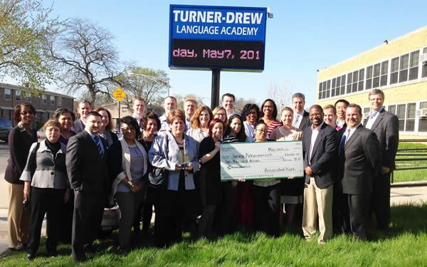 Associated Bank takes work to kids with Junior Achievement programs