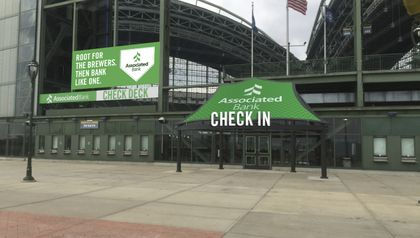 Associated Bank/Brewers host a tool drive at Miller Park with free tickets
