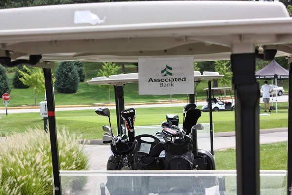 Associated Bank and Charlie Cafazza raise $20,000 for Amyotrophic Lateral Sclerosis (ALS) Memorial Golf Tournament