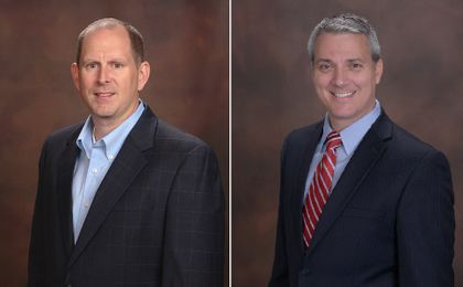 Two colleagues named to new roles with Associated Bank
