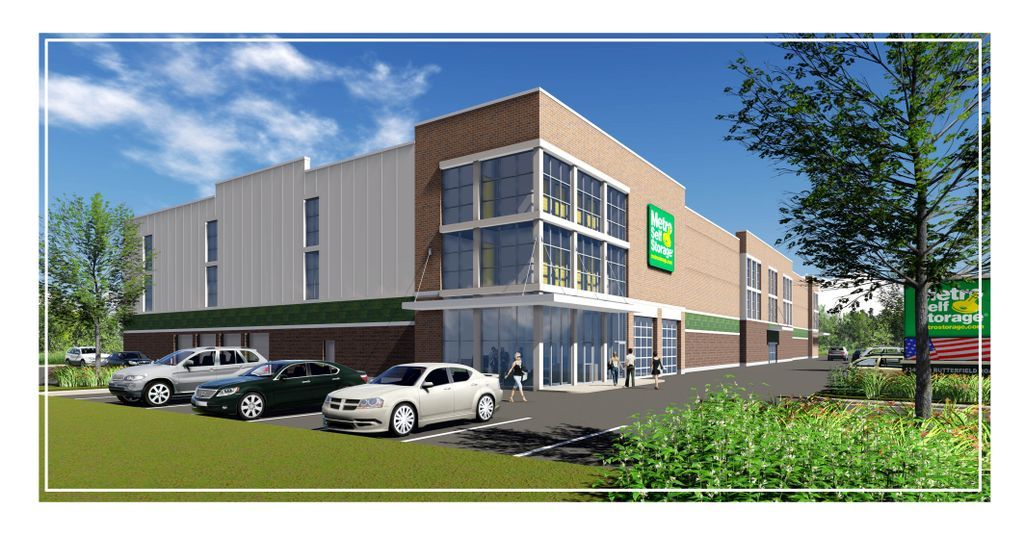 Associated Bank approves $6M for new self-storage facility in Mundelein