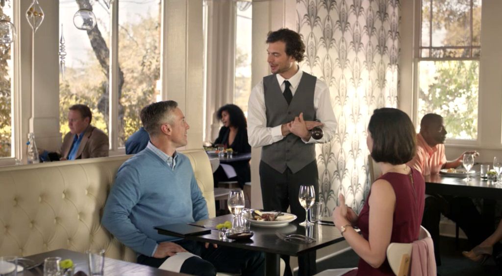 Associated Bank serves up humorous new ad on Sunday's big game