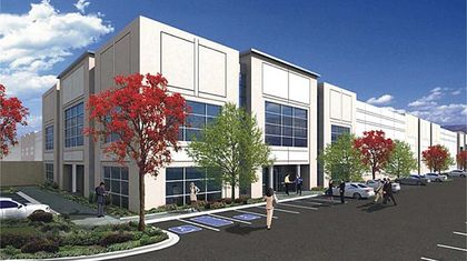 Associated Bank loans $10.1MM for spec industrial development