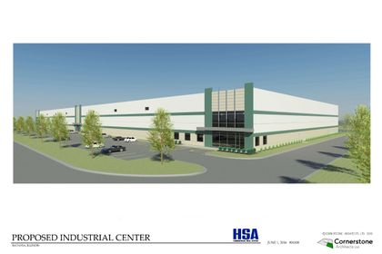 Associated Bank loans $7.4MM for new industrial/distribution building  in Batavia, Illinois