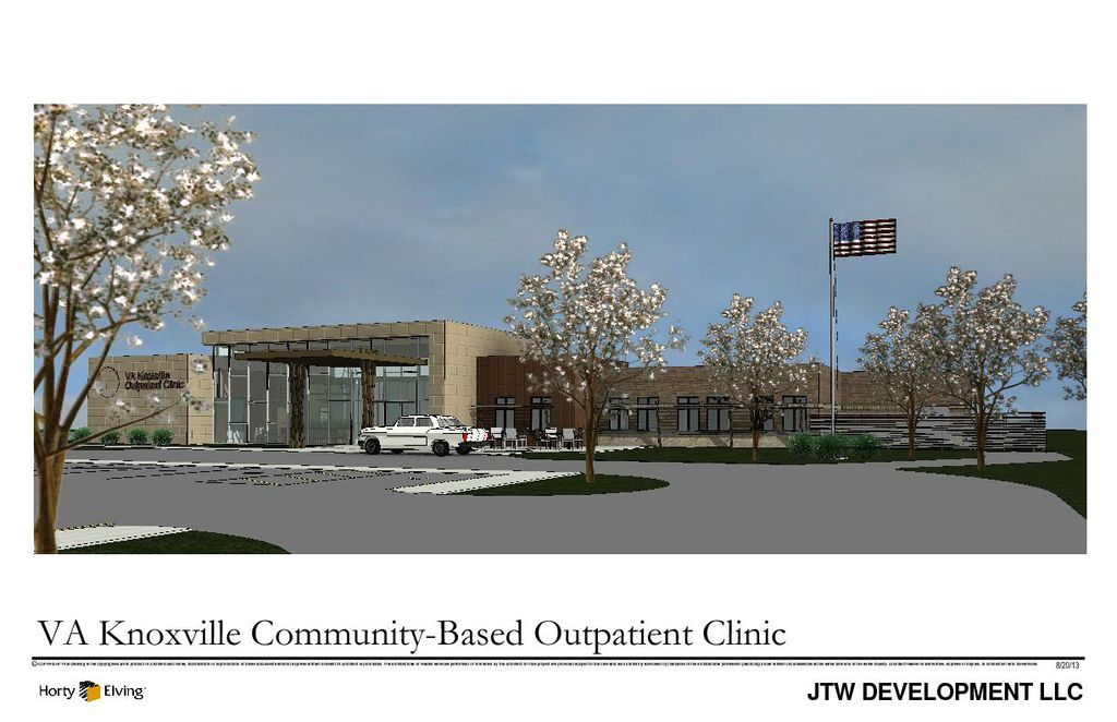 Associated Bank loans $6.5M for new VA clinic in Knoxville
