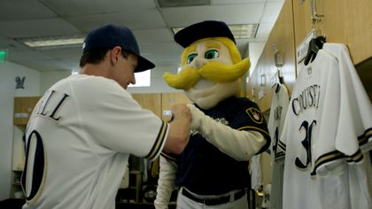 MILWAUKEE BREWERS: Associated Bank partners with Craig Counsell, Milwaukee Brewers Manager
