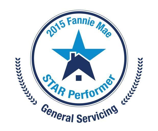 2015 Fannie Mae STAR Performer