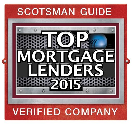 Scotsman Guide announced its fourth-annual Top Mortgage Lenders 2015