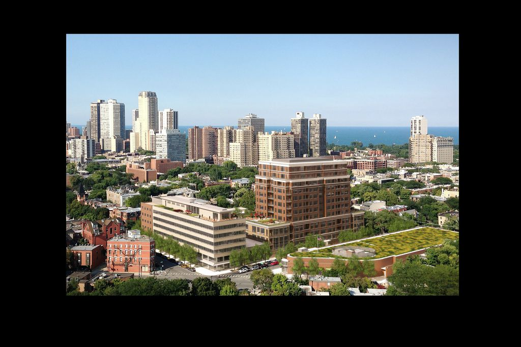 Webster Square Condominiums in Chicago