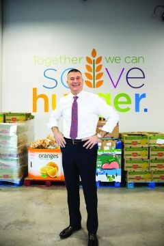 Bill Bohn, Board of Feeding America