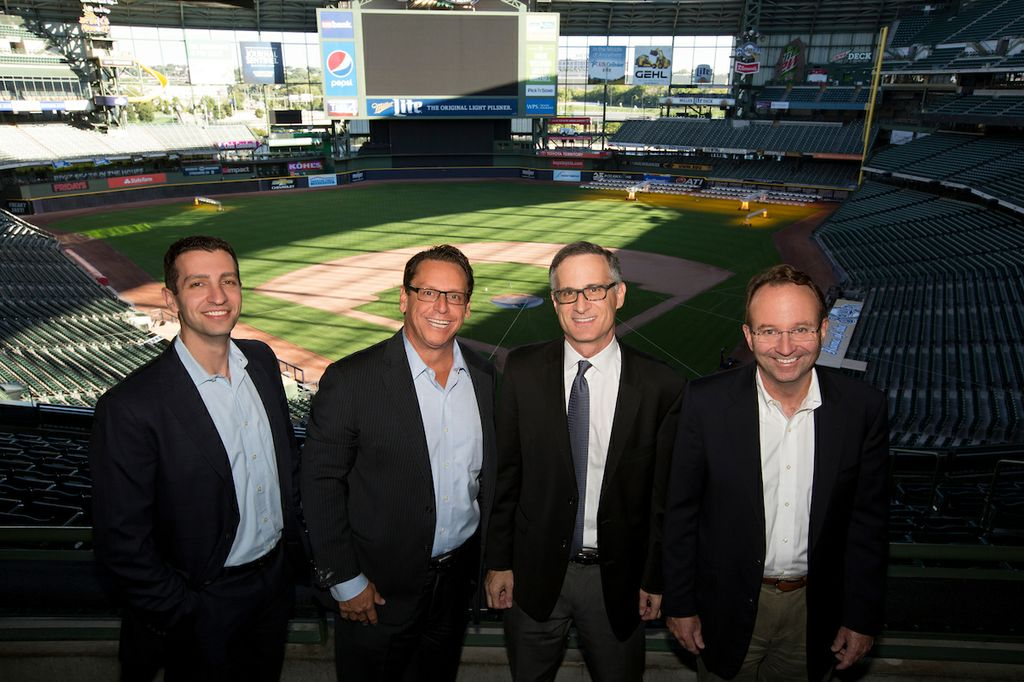 David Stearns, John Utz, Rich Schlesinger and Phil Flynn